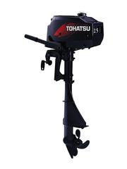 Лодочный мотор Tohatsu M2.5