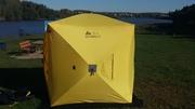 Tramp Ice Fisher 3 палатка в хорошем состоянии