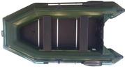 Моторная килевая лодка пвх Т300 (киль),  без регистрации в гимнс