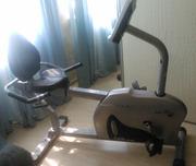 Велотренажер горизонтальный со спинкой Proteus PEC-4988