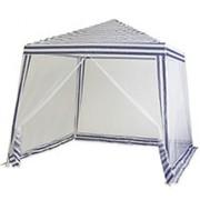 Садовый тент шатер с москитной сеткой 3х3 м